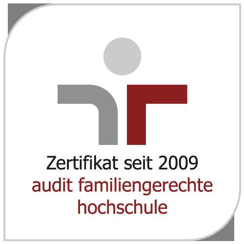 Familiengerechte Hochschule Logo