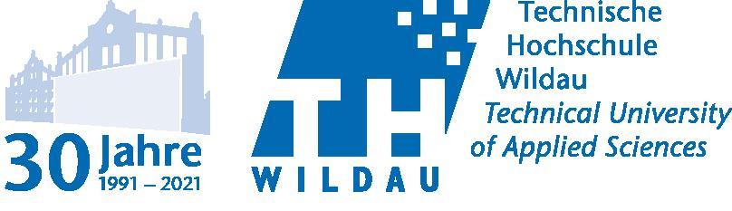 30 Jahre TH Wildau Logo