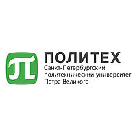 Logo der St Petersburg Poly Tech Peter The Great