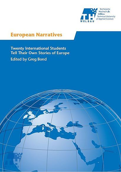 Book European Narratives. Twenty International Students Tell Their Stories of Europe